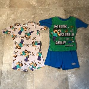 Other - Minecraft PJ bundle, size 6.